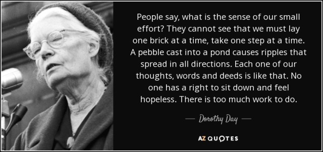 dorothy day AZ quotes
